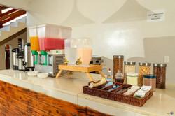 Pousada Terra Mar Way - Buffet Café da m