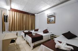 Mirante Hotel - Apto Triplo