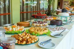 Aldeia da Praia Hotel - Café da manhã - Buffet