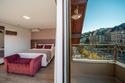 Hotel Fioreze Centro  - Apto Duplo - Com