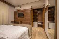 Hotel Fioreze Centro - Apto Duplo (1)