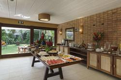 Hotel Via dos Corais - Buffet - café da manhã