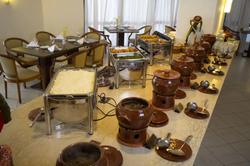 Maceió Atlantic Suites- Buffet
