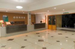 Nacional Inn Araxá Previdência - Recepçã