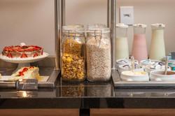 Hotel Laghetto Viverone Estação - Buffet -Café da manhã (2)