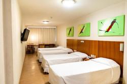 Hotel Praia Centro - Apto Quadruplo