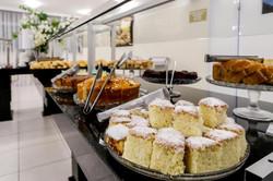Mirante Hotel - Buffet café da manhã