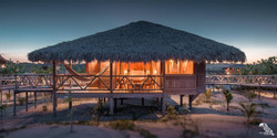 Jaguaribe Lodge  - Área Externa - Apto
