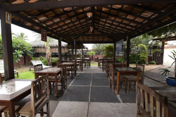 Pousada Jurara - Barreirinhas- Restaurante