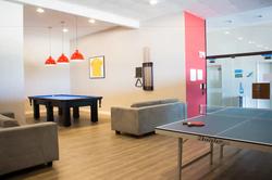 Hotel Estação 101 Itajaí- Sala de jogos