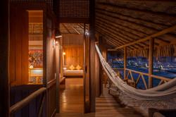Jaguaribe Lodge  - Apto Duplo Casal - Varanda