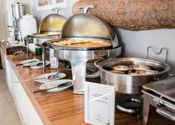 Village Confort Hotéis e Flat João Pessoa- Café da manhã