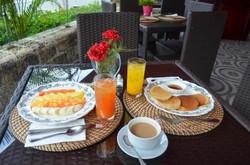 Mauad Hotel Boutique- Café da manhã
