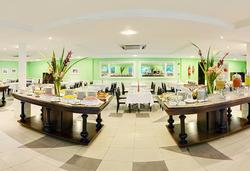 Bahia Plaza Hotel- Restaurante