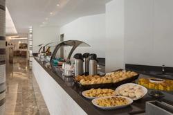 Sleep Inn Vitória Praia do Canto- Café da manhã - Buffet