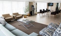 Village Confort Hotéis e Flat João Pessoa- Saguão