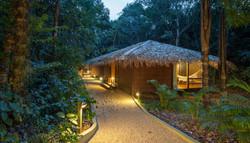Anavilhanas Lodge - Área Externa -