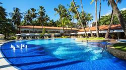 Jatiúca Hotel & Resort- Área externa - Piscina