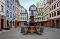FriedrichStoltze-Platz - Frankfurt