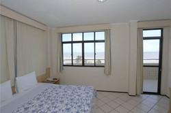 Litorânea Praia Hotel - Apto Duplo - com varand