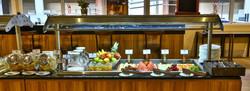 Arcus Hotel Aracajú - Buffet - Café da M