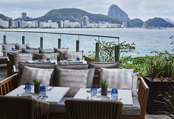 Fairmont Rio de Janeiro - Restaurante Externo (1)
