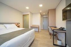 Hotel Laghetto Viverone Estação - Apto Duplo Casal (1)
