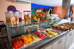 Aram Ponta Negra - Buffet- Café da manhã