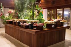 Jatiúca Hotel & Resort- Restaurante - Buffet