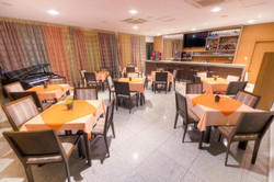 Nacional Inn Araxá Previdência - Restaur