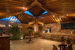 Hotel Canto das Águas- Recepção