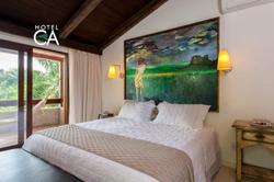Hotel Canto das Águas - Apto Duplo Casal - Varanda (1)