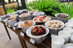Transamerica Resort Comandatuba - Café da manhã