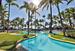Transamerica Resort Comandatuba - Área da Piscina (3)