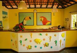 Village Paraíso Tropical - Recepção