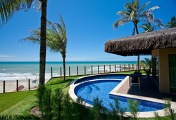 Carmel Charme Resort - Bangalô - Quarto - Externo