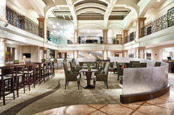 JW Marriott Hotel Rio- Área Interna - lounge