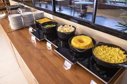 Dell Mar Hotel - Café da manhã - Buffet