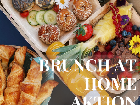 Brunch at Home Aktion