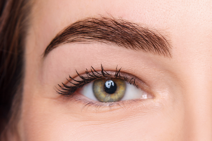 Eyebrow Lamination the best new alternative to microblading for fuller-looking brows