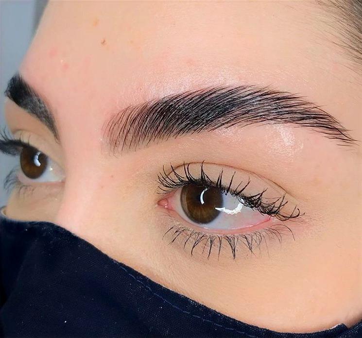 Eyebrow Lamination Services