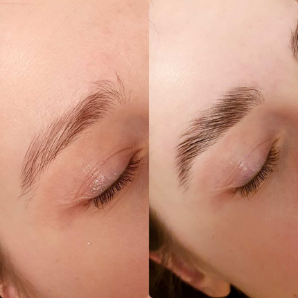 Brow lamination taking beauty industry by storm