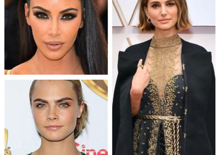 HOW EYEBROW TRENDS CHANGED THROUGH THE DECADES