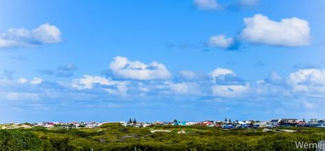 Clouds over Struisbaai - I like this photo!