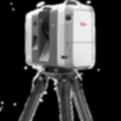 Leica RTC Scanner on Tripod Laser Scanne