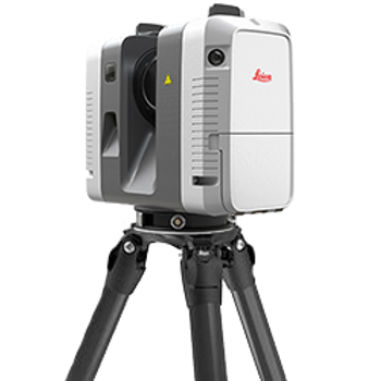 Leica RTC Scanner on Tripod Laser Scanne