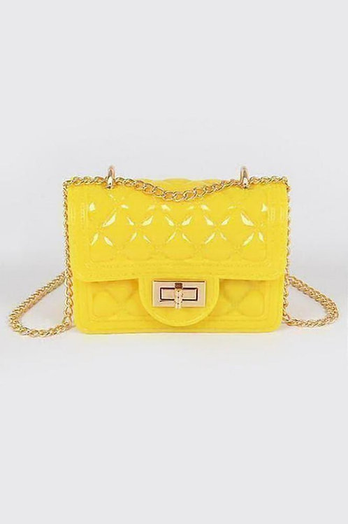 Mini Jelly Crossbody Bag