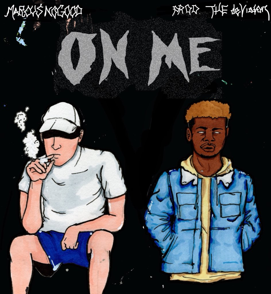 on Me official cover
