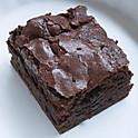 Triple Chocolate Brownie.