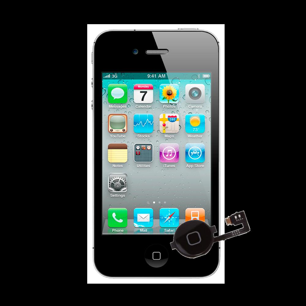 iPhone 4 Home knop vervangen